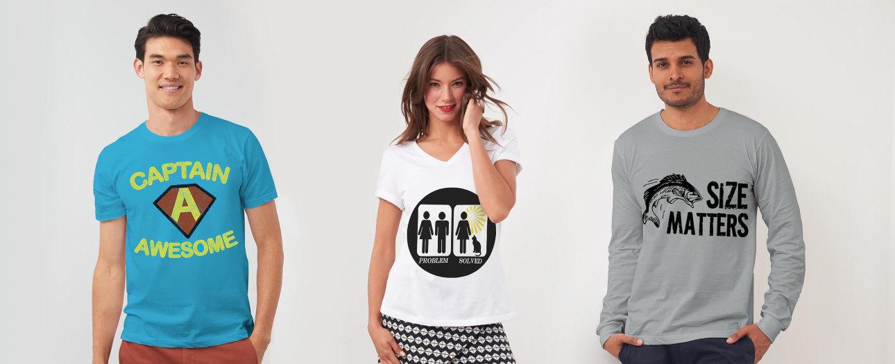 25% menos en camisetas en Zazzle