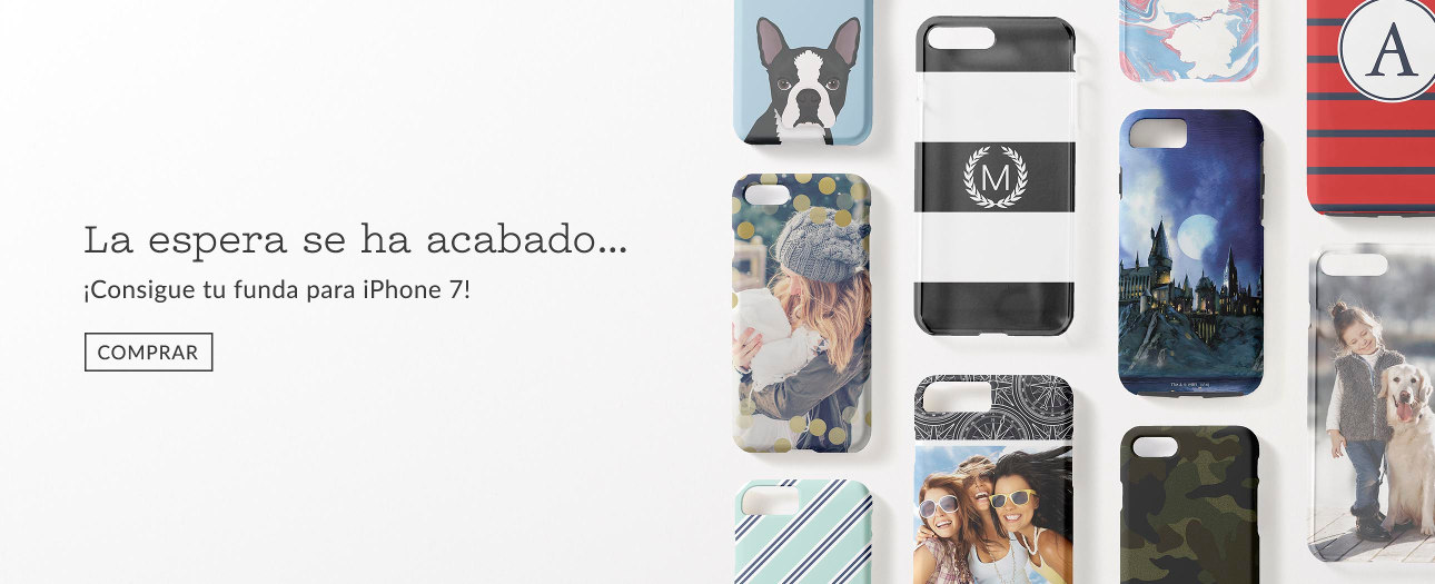 Fundas para iPhone 7 en Zazzle