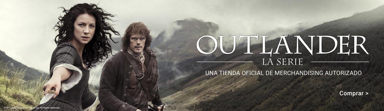 Una tienda oficial de merchandising y artículos de Outlander