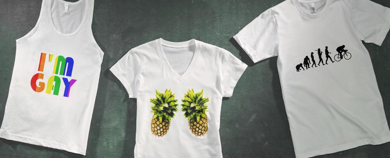 Camisetas personalizdas con diseños originales