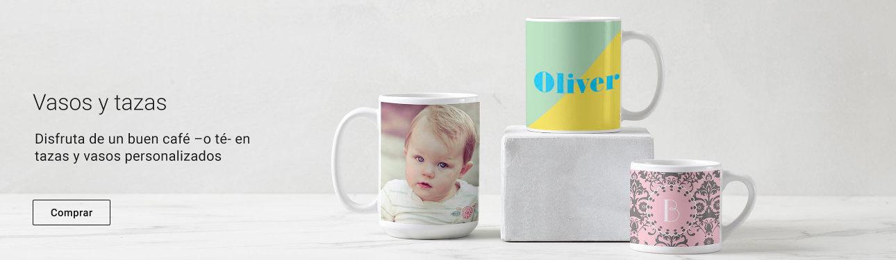 Tazas y vasos personalizados por ti