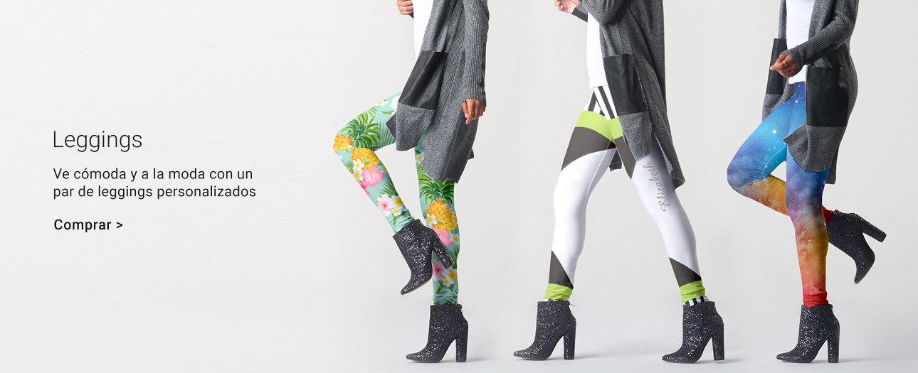 Leggings personalizables