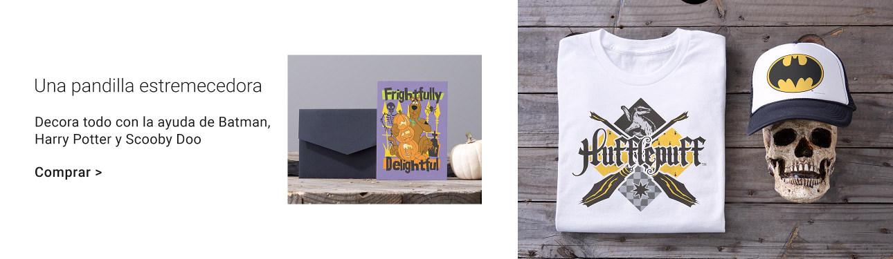 Marcas oficiales con diseños de Halloween en Zazzle