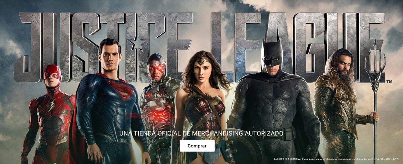 Diseños oficiales de la Liga de la Justicia en Zazzle