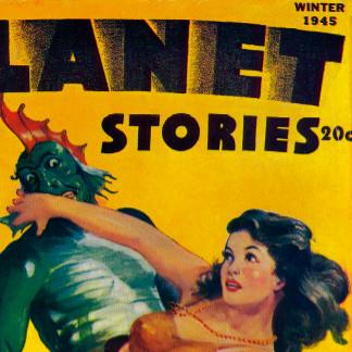 Pósters de portadas de revistas vintage