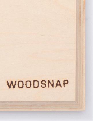 Panel de madera de WoodSnap