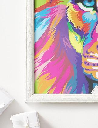 Arte en la pared en Zazzle