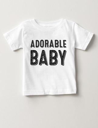 Camisetas de bebé en Zazzle