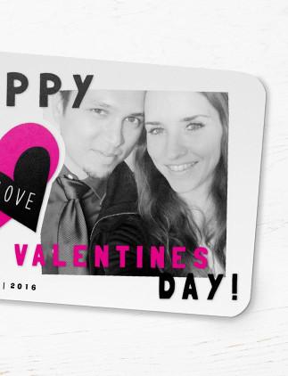 Tarjetas para el día de San Valentín en Zazzle