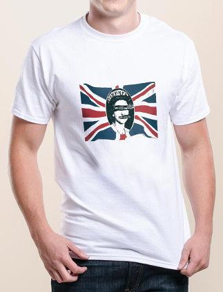 Camisetas vintage de los Sex Pistols