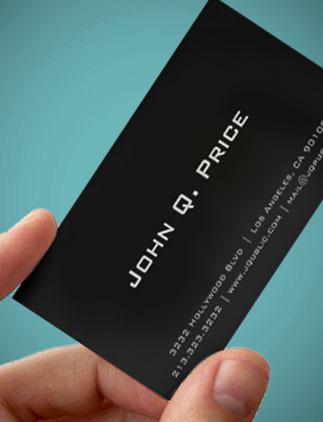 Explora nuestra colección de tarjetas de visita profesionales y personalízalas con tus colores, diseños y estilos favoritos.