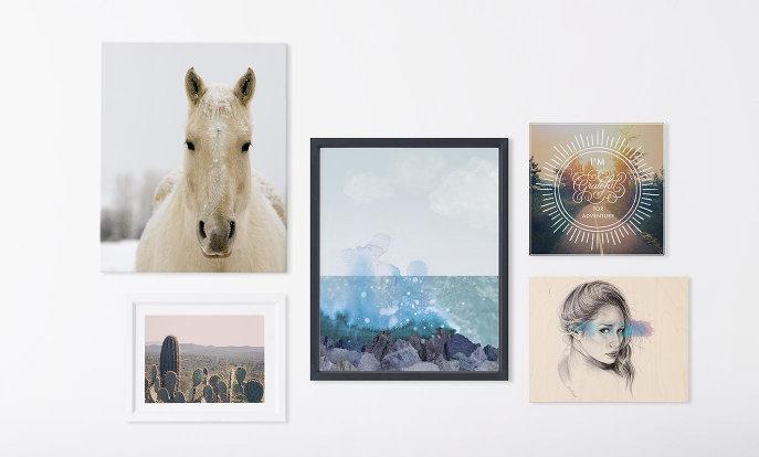 Todos los pósters, cuadros y lienzos que necesitas están en Zazzle