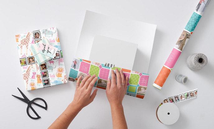 Envuelve tus regalos