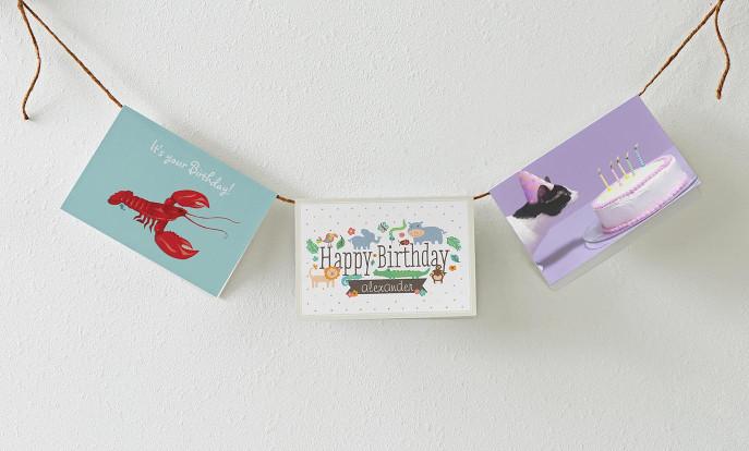 Tarjetas de felicitación de cumpleaños en Zazzle