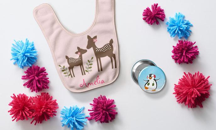 ¡Regalos personalizados mágicos para niños en el centro de regalos de Zazzle!