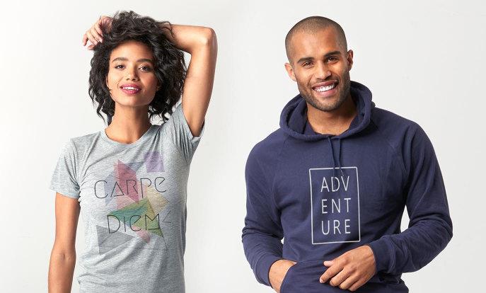 Sudaderas con capucha y camisetas en Zazzle