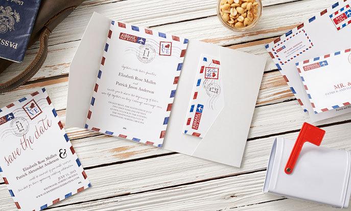 Invitaciones para bodas y más eventos en Zazzle