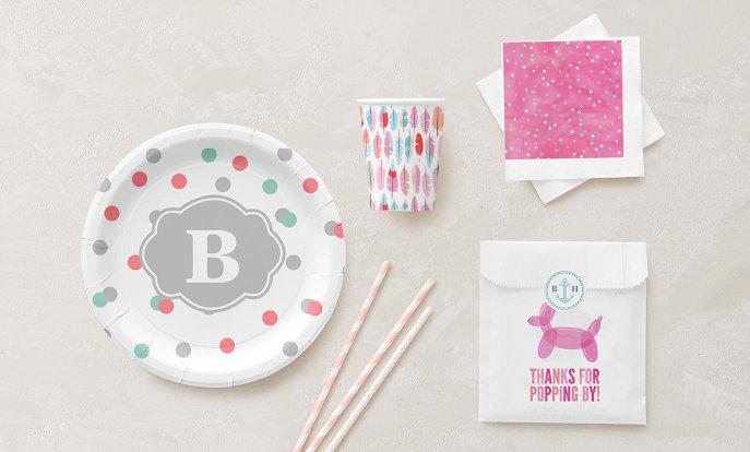 Artículos y regalos para baby showers
