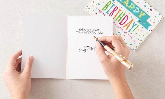 Tarjetas, invitaciones, tarjetas de felicitación, postales y más