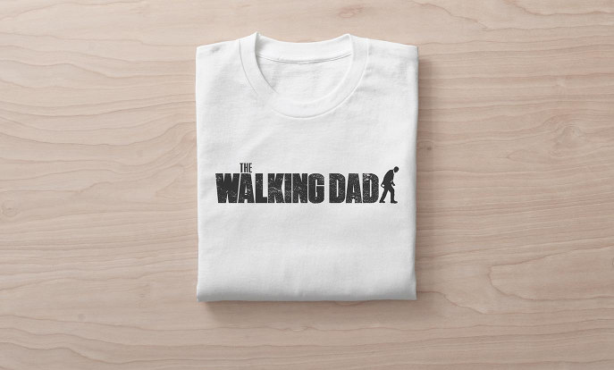 Camisetas para padres en Zazzle