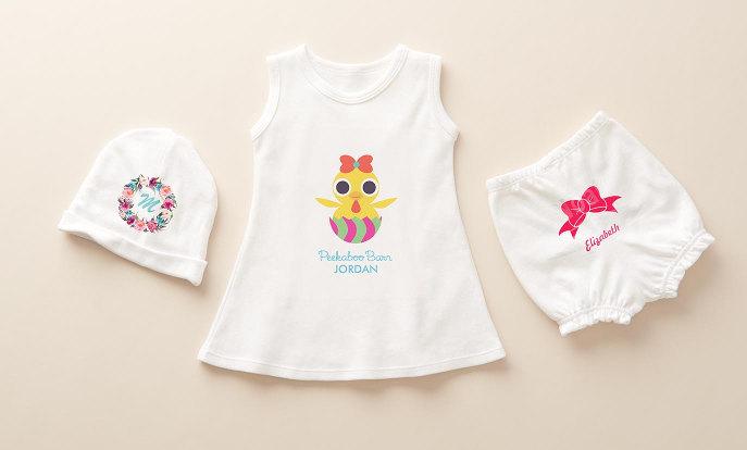 Productos y regalos para bebés