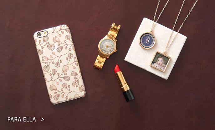 Dispositivos electrónicos y accesorios para ella en Zazzle