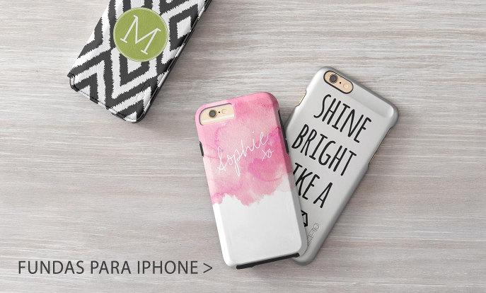 Fundas para iPhone en Zazzle