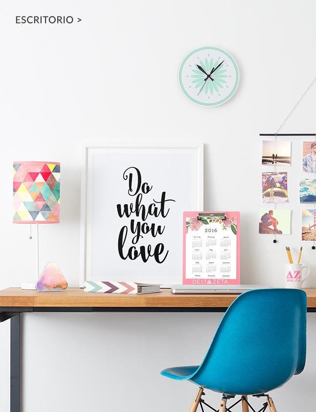 Productos esenciales para el escritorio