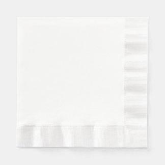 Servilletas de papel, Merienda con bordes