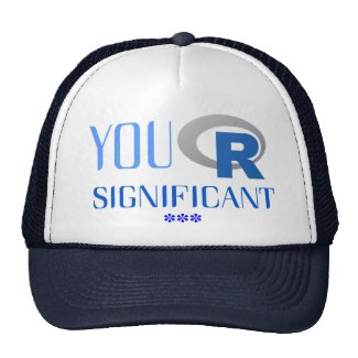 Fabulosa gorra de You R Significant por sólo 17.55€
