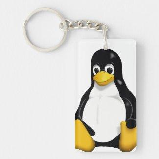 Llavero de Linux / TUX