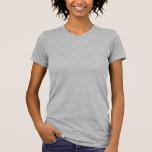 <p>Los básicos, con más estilo que nunca. Esta popular camiseta de American Apparel es imprescindible en tu fondo de armario. Póntela para ir a trabajar o para hacer deporte, o combínala con una chaqueta americana para una ocasión más especial. Es de las más suaves y ligeras. Personaliza uno de los diseños de nuestra comunidad de diseñadores o deja volar tu imaginación y personaliza la tuya.</p> <p>Talla y estilo</p> <ul> <li> Altura del modelo: 1,75 m. Lleva la talla mediana.</li> <li>Estilo ajustado.</li> <li>Las tallas vienen pequeñas. Encarga una o dos tallas mayores si prefieres que quede más suelta.</li></ul> <p>Material y cuidados</p> <ul> <li>100% algodón fino de Jersey. El modelo en gris jaspeado contiene un 10% de poliéster.</li> <li>Resistente dobladillo en el cuello.</li> <li>Fabricada en EE. UU.</li> <li>Lavable a máquina en frío.</li> </ul>