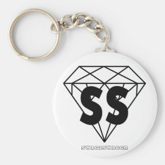 SWAG2SWAGGR - KeyChain Official Store Llavero Redondo Tipo Chapa