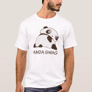 Swag 1,0 de la panda camiseta