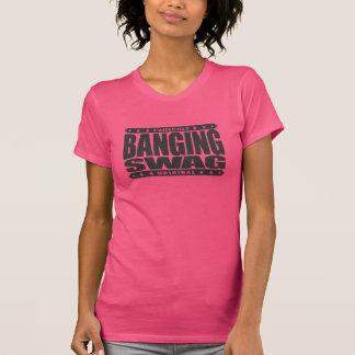 SWAG de GOLPEO - salvaje de la estancia, rencor Camiseta