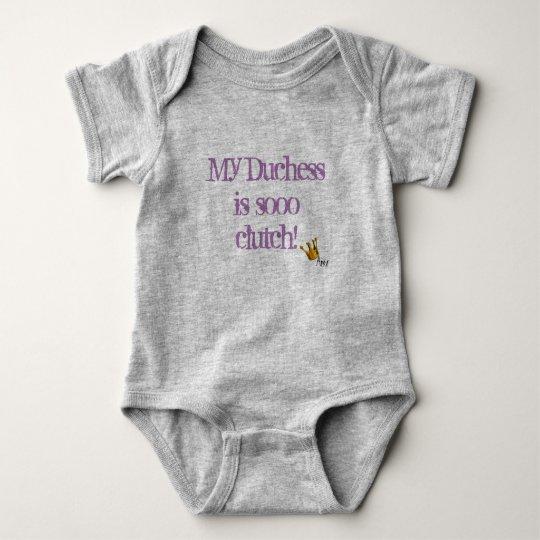 ¡Swag de Grandbaby!! Body Para Bebé