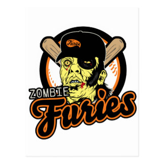 Swag de las furias del zombi postal