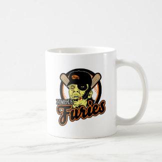 Swag de las furias del zombi taza clásica