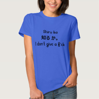 Swag de Otaku Camisas