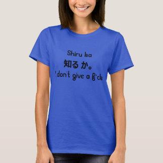 Swag de Otaku Camiseta