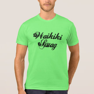 Swag de Waikiki Camiseta