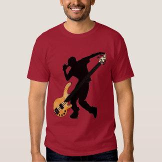 Swag del bajista camiseta