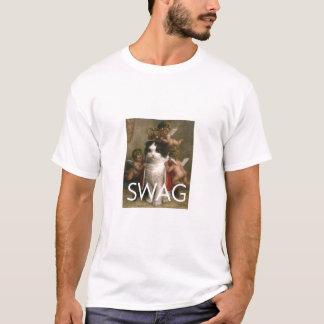 Swag del gato del gatito camiseta