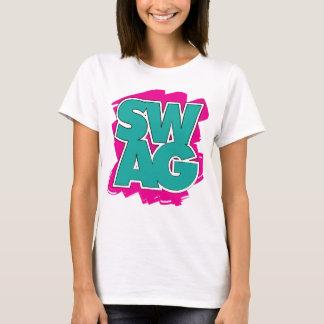 SWAG - trullo y rosa Camiseta