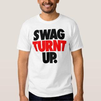 Swag Turnt para arriba cerca: Trenz Unltd. Camiseta