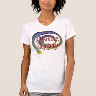 SwirlyGig gitano divino Camisetas