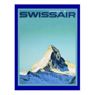 Swissair Postal