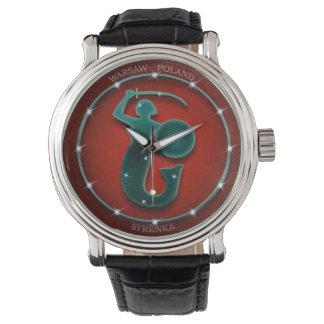 Syrenka - reloj de Varsovia - de Polonia