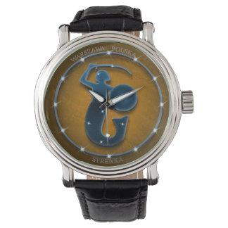 Syrenka - reloj de Varsovia - de Polska