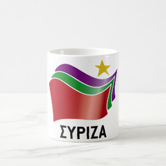 SYRIZA TAZA BÁSICA BLANCA